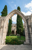 Bellapais Abbey — Stock Photo