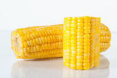 Boiled corn — Foto de Stock