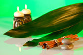 Aromatherapy and spa composition — Stock Photo