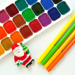 Royalty-Free Stock Photo: Set for children\'s painting