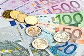 Euro para — Stok fotoğraf