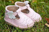 Child shoes — Stock Photo