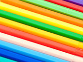 Multicolored marker background — Stock Photo