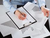 Business analyst — Stock Photo