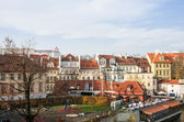 General view of Prague — Stock Photo