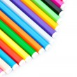 Stock Photo: colorful markers