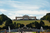 Gloriette of Schonbrunn Palace — Stock Photo