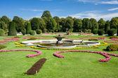 летом парк шенбрунн — Стоковое фото