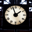 Luminous Clock — Stockfoto