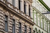 Fasaden på en byggnad — Stockfoto