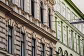 Fragment of Vienna architecture — Stock fotografie