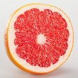 Juicy half of grapefruit — Stock Photo #37329369
