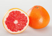 Fresh grapefruits — Stock Photo