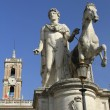 Campidoglio square — Stock Photo