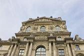 Louvre Palace — Stock Photo