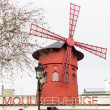Stock Photo: Moulin rouge 2