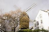 Parisian mill 3 — Stock Photo