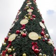 Stock Photo: Christmas Tree in Disneyland