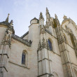Stock Photo: Cathedral of Segovia