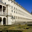Stock Photo: Castle Escorial