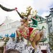 Stock Photo: Christmas at Disneyland