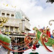 Stock Photo: Disney Christmas Parade