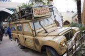 Movie car — Zdjęcie stockowe