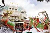 Disney Christmas Parade — Stock Photo