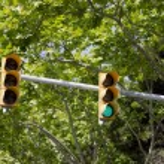 Green traffic light 2 — Stock Photo #37995385
