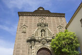 Poble espanyol, Barcelona, Spain — Stock Photo