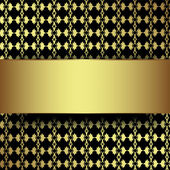 Gold background — Stock Vector