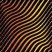 Sfondo tigre arancione e nero a strisce. — Vettoriale Stock