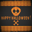 Halloween card — Stock Vector #13722599