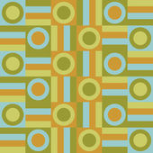 Abstract retro seamles pattern design — Stok Vektör