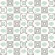 Cute seamless pattern with shells — Stock Vector