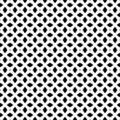 Simple black and white seamless pattern — Stock Vector