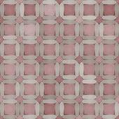 Pavement seamless pattern. Paving stone texture — Stock Vector