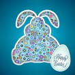 Happy Easter Card — Stock Vector #18894945