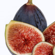 Fresh, organic figs — Stock Photo