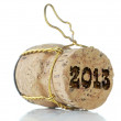 Champagne cork — Stock Photo