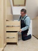 家具の組み立て — ストック写真