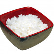Bowl of rice — Stock Photo #21237327