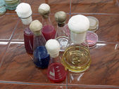 Flasks — Stock Photo