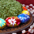 easter eggs — Stock Photo #21570069