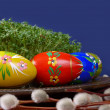 Easter eggs — Stock Photo #21570101