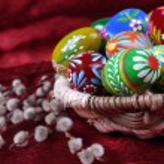 Easter eggs — Stock Photo #21570127