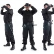 Stockfoto: Security guards