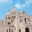 Sacre-Coeur Basilica — Stock Photo