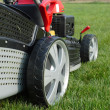 Grassmower — Stockfoto