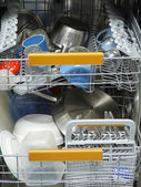 Dishwasher — Stock Photo